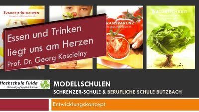 Das Mensaprojekt an der Berufsschule und Technikerschule Butzbach in Hessen